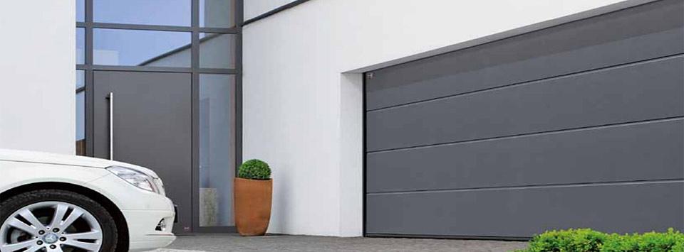 Portoni sezionali - Puertas para cocheras electricas ...
